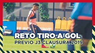 Reto tiro a gol en Club América Jornada 3 Clausura 2019
