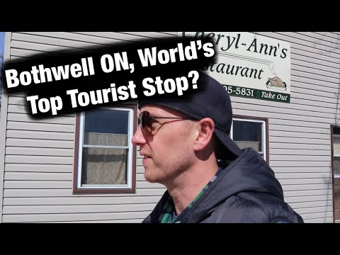 Is Downtown Bothwell ON One Of The World's Best Tourist Destinations ?