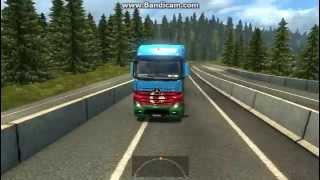 eurotrucks2 azeri bayragi M-zone