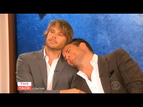 The Talk: Michael Weatherly NCIS és Eric Christian Olsen NCIS:LA magyar felirattal