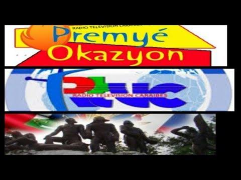 17 AVRIL 2018 PREMYE OKAZION RADIO CARAIBES FM NOUVEL HAITI AK NOUVEL INTERNATIONAL