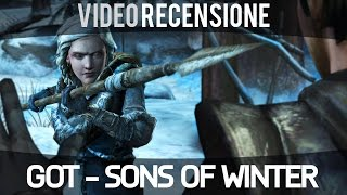 Game of Thrones - Sons of Winter - Video Recensione - Gameplay ITA HD