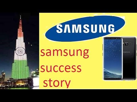 samsung history in hindi/urdu | case study |samsung success story | burj khalifa | lee byung chul