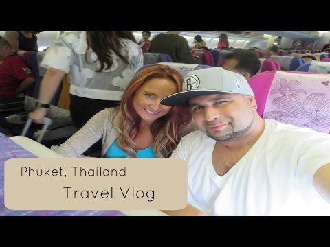 PHUKET, THAILAND 🌟 NEW VLOG