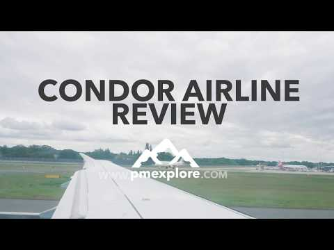 Review of Condor Airlines, Baltimore to Berlin (Via Frankfurt) |  Solo Trip