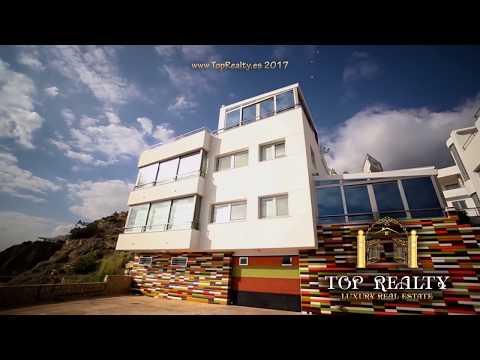 TR 8899 Продажа шикарной виллы в городе Вийахойоса на берегу средиземного моря в Испании на Коста