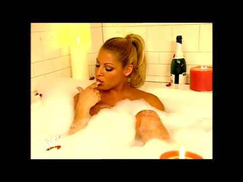 Trish Stratus sexy bubble bath ...WOW thumbnail