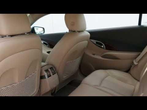 Used 2012 Buick LaCrosse West Palm Beach Juno, FL #JE022189A