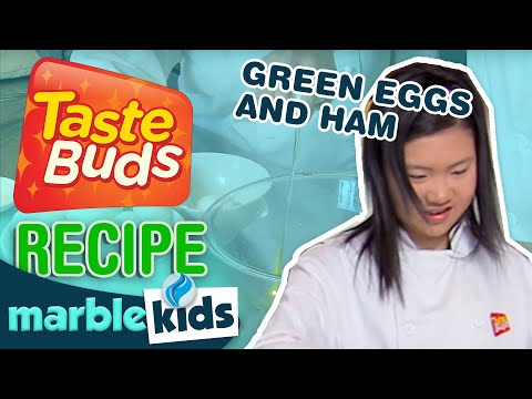 Taste Buds - How to Make Green Eggs and Ham