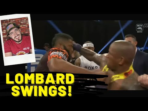 Download Hector Lombard SWINGS on Lorenzo Hunt AFTER FIGHT! I 3 PIECE 3PEAT I REACTION