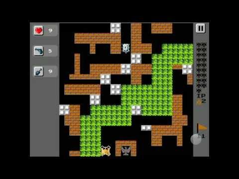 Скачать игру Танчики 1990 - танки с денди на андроид бесплатно