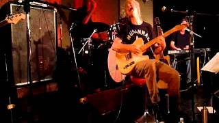2010.07.05 at Thumbs Up, Yokohama, Japan Bruce Hughes & The All Nud...