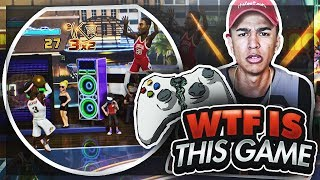THIS GAME MADE ME BREAK MY CONTROLLER! NBA Playgrounds Gameplay