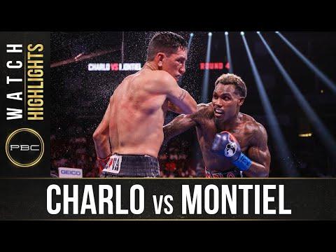 Charlo vs Montiel HIGHLIGHTS: June 19, 2021   PBC on SHOWTIME