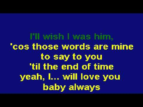 Bon Jovi   Always karaoke   YouTube