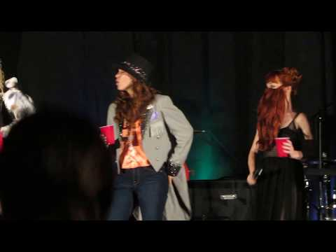 Shipping Up to Boston Supernatural Karaoke Night SPN NJCON 2017