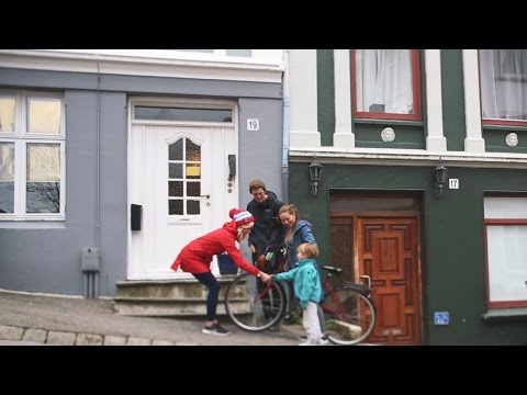 NORWAY TRAVEL MASH-UP    Staying in Airbnb's!