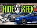 ONLINE HIDE AND SEEK!! | Need for Speed Payback