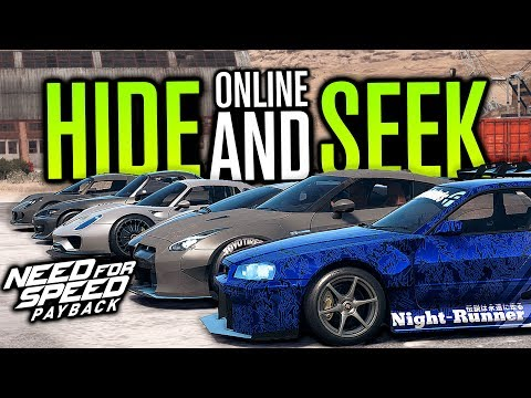 ONLINE HIDE AND SEEK!!   Need for Speed Payback