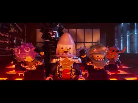 The LEGO NINJAGO Movie Cast on LEGOLAND California Resort TV!