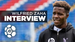 Wilfried Zaha Talks Yannick Bolasie, Yungen, Krept & Konan and More...