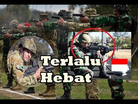 TENTARA AUSTRALIA GELENG GELENG Kalah Mulu Dari Sniper TNI AD Pada Lomba Menembak AASAM 2018