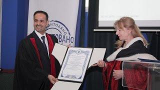 Ambasadoru Iraka uručen počasni doktorat Alfa BK Univerziteta!