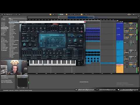 Ableton Live Music Production 012 - Psychedelic Wizardry
