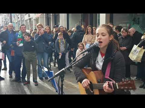 Vance joy riptide by Allie Sherlock