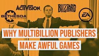 Why EA, Bethesda, Activision Blizzard, Bioware Failed Consumers (100% Srs Analysis, No Memes pls)