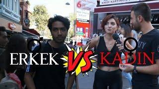 KADINLAR & ERKEKLER / KAPIŞIYOR !!! | FARUK SORUYOR ?