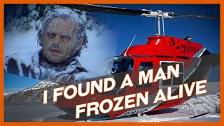 I Found A Man Frozen Alive | Search and Rescue with Mike Patey