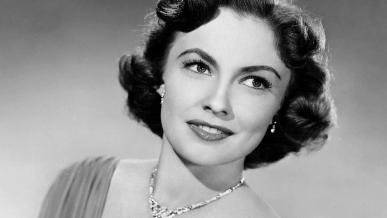 JOAN LESLIE TRIBUTE - YouTube