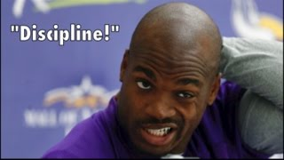 Adrian Peterson! CHILD ABUSE or DISCIPLINE? Should He Be Punished?