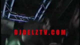 DJ DELZ TV : DMX & JA RULE  USUAL SUSPECTS & 4,3,2,1 (NEVER SEEN B4 FOOTAGE)