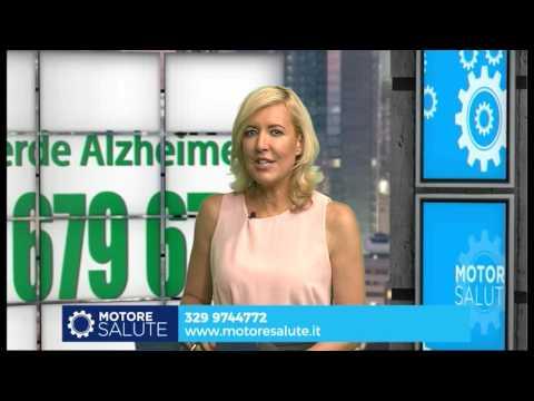30/06/17 - A.I.M.A. - Linea verde alzheimer