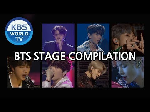 BTS Stage Compilation | 방탄소년단 스테이지 모음 [MUSIC BANK / KBS Song Festival / Editor's Picks]