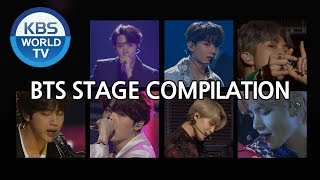 BTS Stage Compilation [MUSIC BANK KBS Song Festival Editor's Picks]