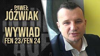 """Paweł Jóźwiak o FEN 23 i FEN 24: """"Szykujemy freak-fight"""""""