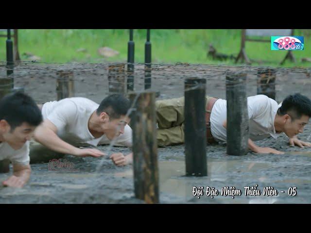 Trại Huấn Luyện Lính Đặc Công Cách Xa Thành Phố 30Km Xem Có Gì ?   Đội Đặc Nhiệm Thiếu Niên   888TV