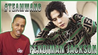 Jackson Wang - Fendiman [MV] | #TeamWang With That Quality! | Reaction!