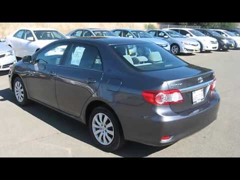 2013 Toyota Corolla - Thurston Honda - Ukiah, CA 95482