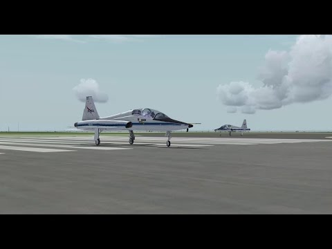 [FSX] Ellington Field