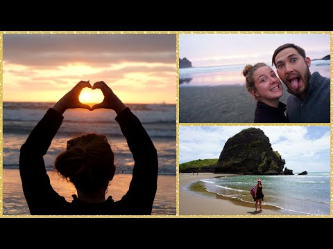 CHRISTMAS ON THE BEACH IN NEW ZEALAND!! | VLOGMAS DAY 24 & 25