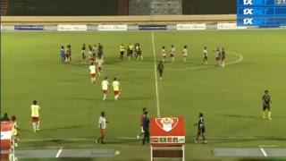 U19 New Caledonia-U19 Solomon Island