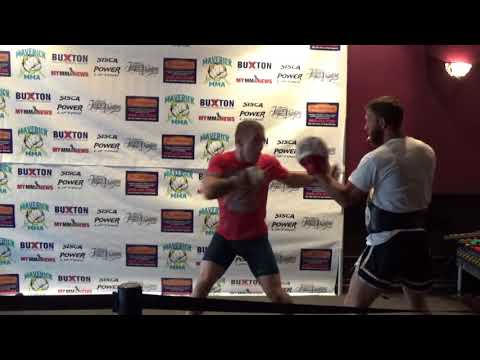 Scott Heckman Open Workout with Nick Avalos