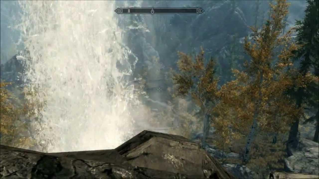 Skyrim: Schatzkarte IX - Treasure Map IX - YouTube