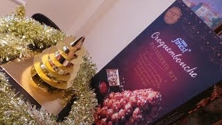 OVERVIEW AND FINAL RESULT OF CROQUEMBOUCHE 60 X PROFITEROLES STAND FOR PARTIES
