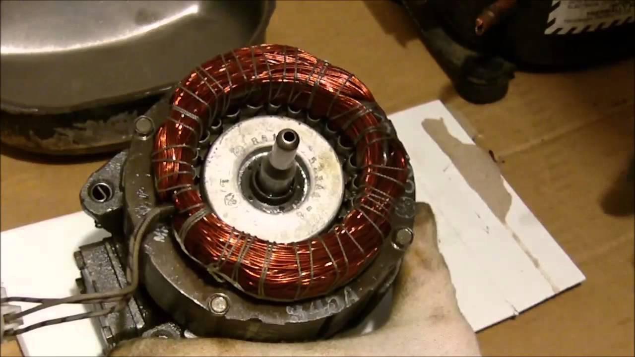 Fridge Motor conversion to Steam Generator idea