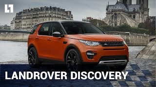 Тест-драйв LandRover Discovery от LifeTest